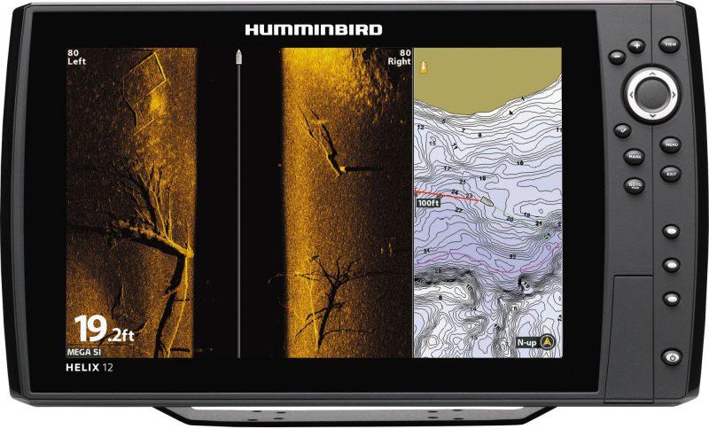 Sonar wars flare: Humminbird Mega, Garmin UHD, Lowrance FishReveal