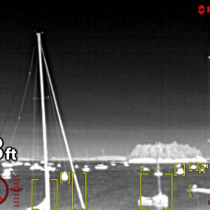 FLIR M232 and LH3 ClearCruise can get busy