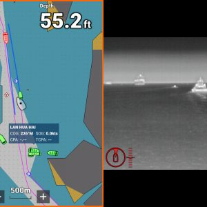 Imagine FLIR with ClearCruise Augmented Reality